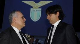 Lazio, alta tensione: Lotito e Inzaghi, chiaritevi