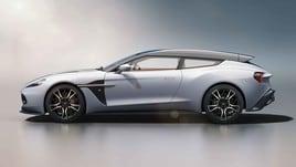 Aston Martin Vanquish Zagato Shooting Brake: foto