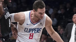 Nba, Gallinari show: Clippers capolista con Denver