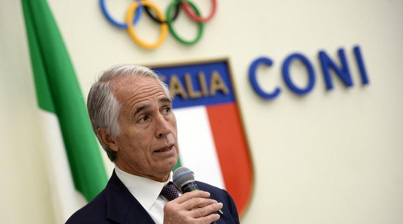 Olimpiadi invernali, Malagò: «Il mio ottimismo è forte»