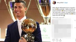 Pallone d'Oro, sfogo sorelle Ronaldo: «Mondo di miserabili e mafiosi»