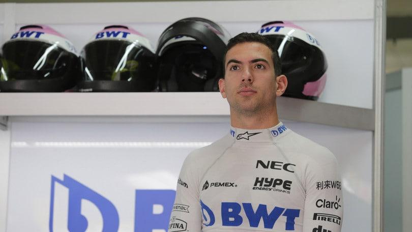 Formula 1, Nicholas Latifi sarà pilota di riserva Williams nel 2019