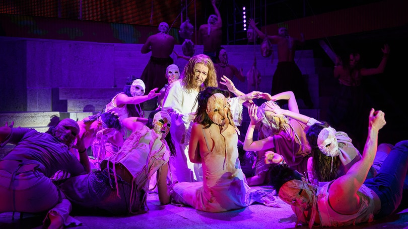 "Ted Neeley a Roma con ""Jesus Christ Superstar"""