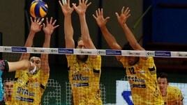 Superlega: domani il recupero Castellana Grotte-Verona