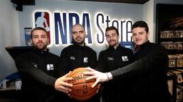 Apre a Milano il primo Nba store d'Europa