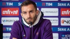 Serie A Fiorentina, Pezzella: «Pioli? Non devo dire nulla. Testa al Sassuolo»