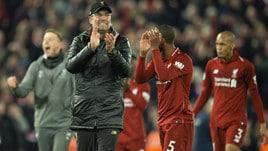 Liverpool, Klopp multato dopo la corsa sfrenata: «Giusto così»