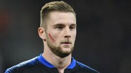 Serie A Inter, Skriniar: «Juventus? Partita difficile, ma noi siamo una grande squadra»