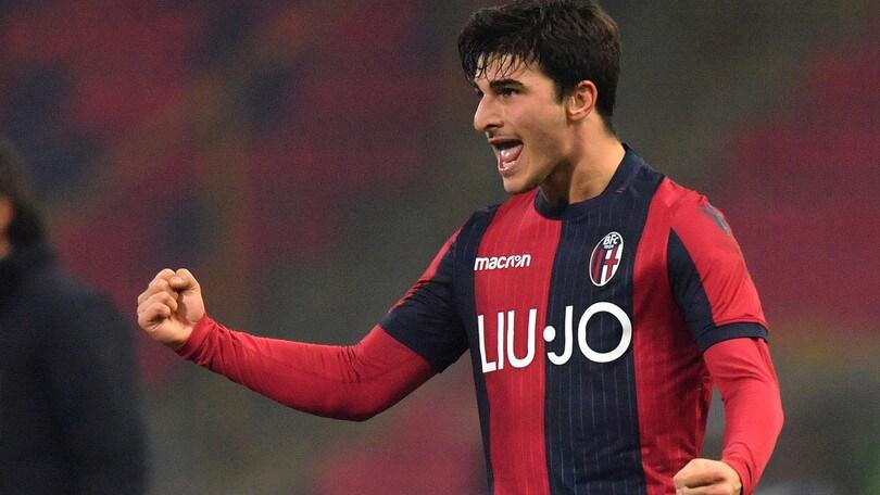 Coppa Italia, Bologna-Crotone 3-0: Orsolini regala la Juventus a Inzaghi