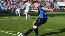 Serie A Atalanta, Gosens: «Napoli? Abbiamo perso con la più forte»