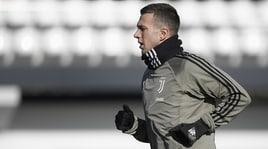 Juventus, Bernardeschi: «Qui tutti lavorano per farti crescere»