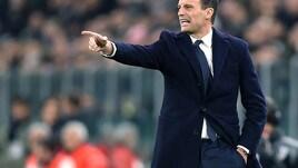 Juventus, Allegri: «Modric Pallone d'oro? Sarà uno stimolo per Cristiano Ronaldo»