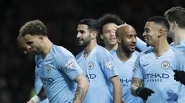 Premier, City inarrestabile: con il Watford arriva il 7° successo di fila