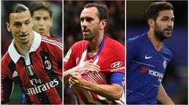 Milan, un tris di esperti per la Champions League