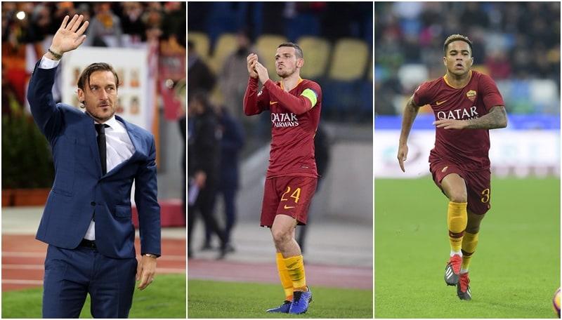 Florenzi:«Totti è la Roma, Kluivert un pazzo!»