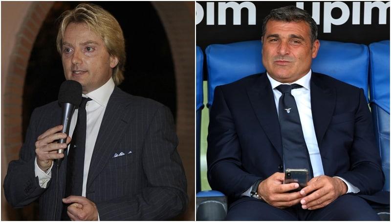 Lazio, De Martino: «Nesssun malumore». E Peruzzi:«Non lascio»