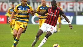 Serie A Parma, Grassi: gli esami confermano la rottura del crociato