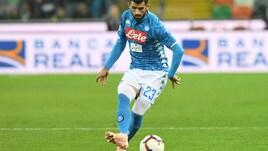 L'agente di Hysaj: «Può lasciare il Napoli a gennaio»
