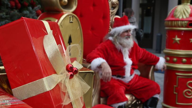 Il Natale è arrivato a Cinecittà World