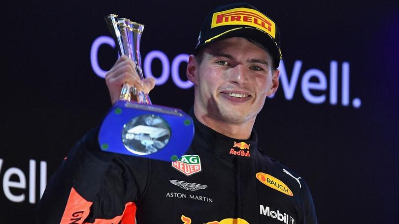 F1 Red Bull, Marko: «Verstappen ha fatto progressi»