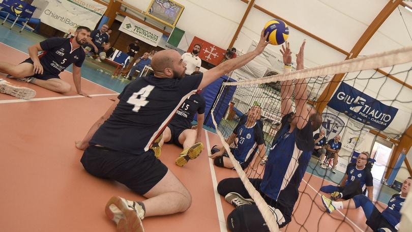 Volley: anche il sitting volley al 3° Memorial Scozzese