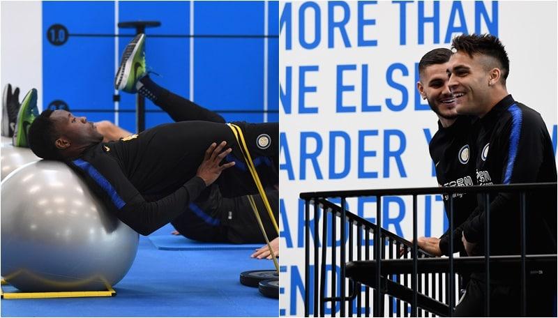 """L'Inter si """"affaccia"""" sulla Juve: Asamoah prepara la prima da ex"""