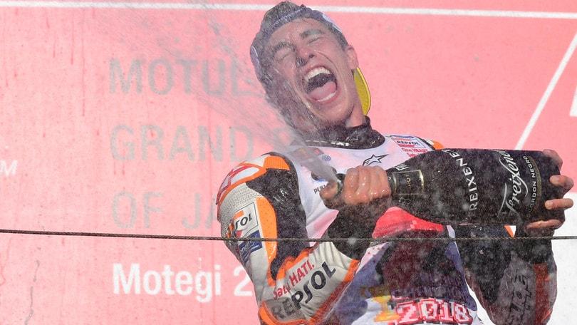 MotoGp, Marquez sfida Rossi: scommesse aperte sulla