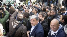 Lazio: Peruzzi, mai parlato di addio