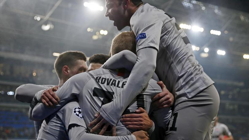 Champions:Shakhtar-Lione si gioca a Kiev