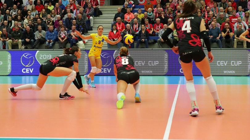 Volley: Cev Cup, Busto fa il miracolo, sbancata Dresda