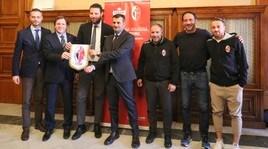 Birra Peroni è la birra ufficiale della SSC Bari