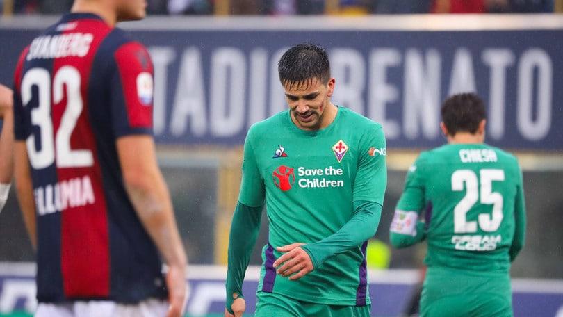 Serie A Fiorentina, il buio fuori dal Franchi