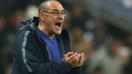 Premier: Chelsea ancora ko, Sarri sprofonda nelle quote per il titolo