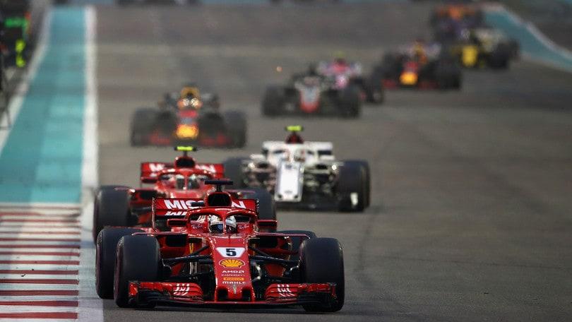 Calendario Monza.F1 Ufficiale Il Calendario 2019 A Monza L 8 Settembre