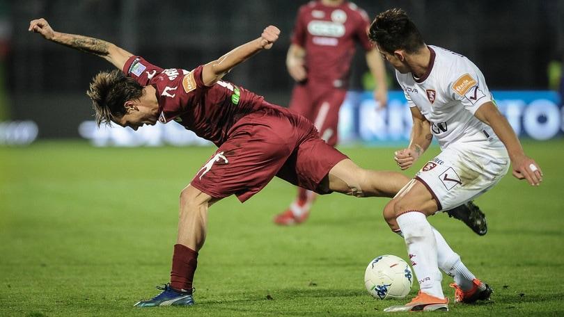 Serie B Cittadella, Rizzo ko: rottura del tendine adduttore