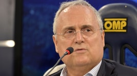 Lotito:«Inzaghi e Peruzzi non si muovono dalla Lazio»