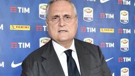 Lotito, la Lazio è una Ferrari ingolfata