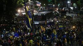 Libertadores:ultrà Boca rispedito a casa