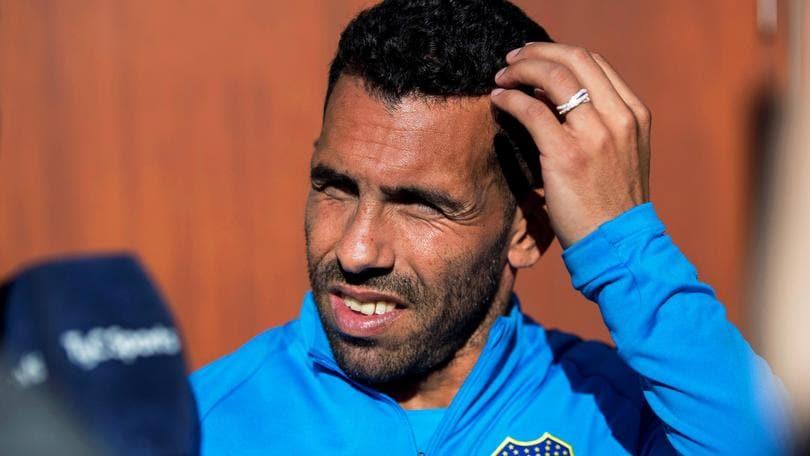 Tevez,Libertadores non a Baires è follia