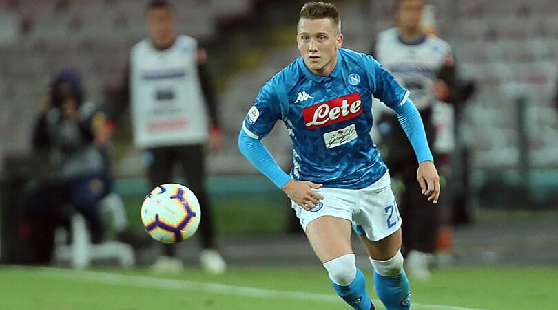 Napoli, Zielinski ci crede: «La Juventus ha un calendario più duro»