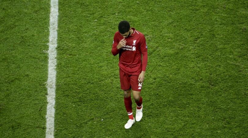 Liverpool, Joe Gomez ko: salta il Napoli