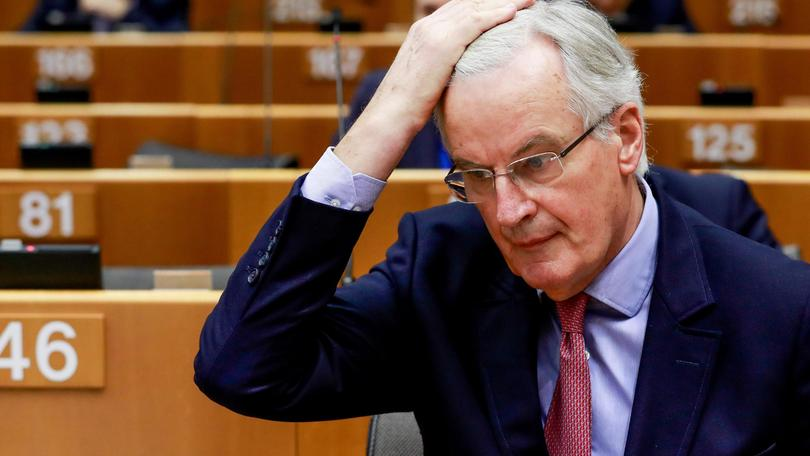 Brexit: Barnier, è l'accordo migliore