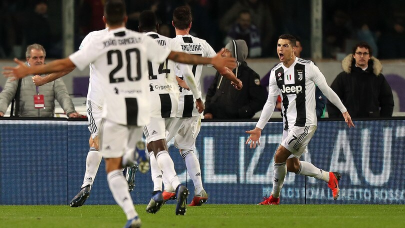 Juventus-Inter, i numeri della sfida Ronaldo-Icardi