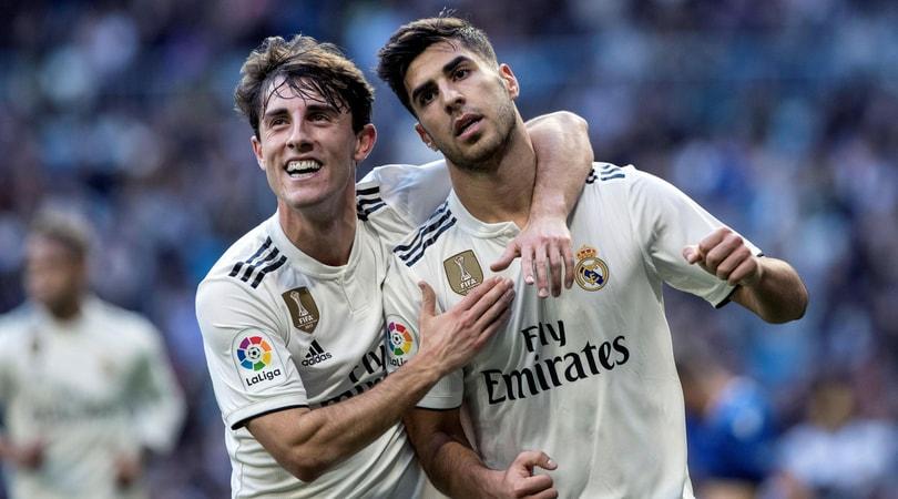 Coppa del Re Real Madrid, tutto troppo facile: 6-1 al Melilla!
