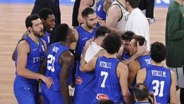 Basket, qualificazioni Mondiali: Italia-Ungheria all'Enerxenia Arena di Varese