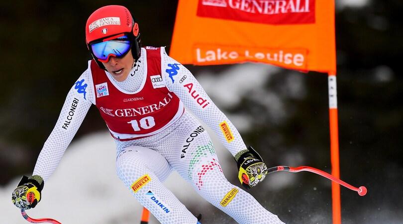 SuperG, troppa neve a St.Moritz: annullata la sciata in pista