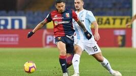 Coppa Italia Genoa-Entella 9-10 dcr. Boscaglia vola agli ottavi con la Roma
