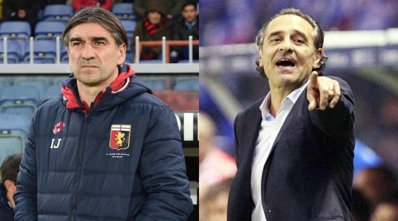 Ufficiale: Genoa, esonerato Juric. Arriva Prandelli
