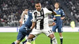 Juve, Alex Sandro 2023: fumata bianca