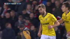 Eredivisie, il bello ma inutile gol di Susic al Feyenoord